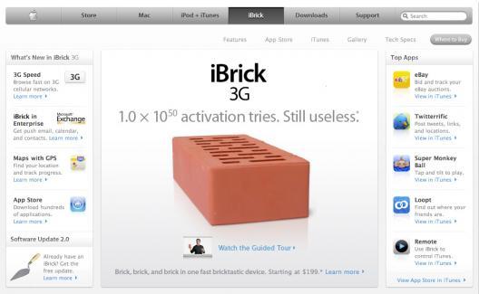 iBrick 3G