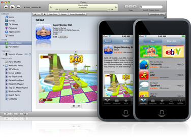 App Store para iPods touch