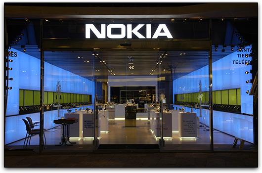 Loja da Nokia