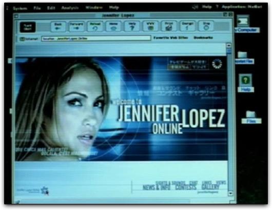 Mac é Pop clipe Jennifer Lopez