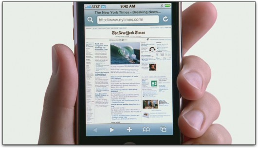 """iPhone 3G Ad - """"Unslow"""""""