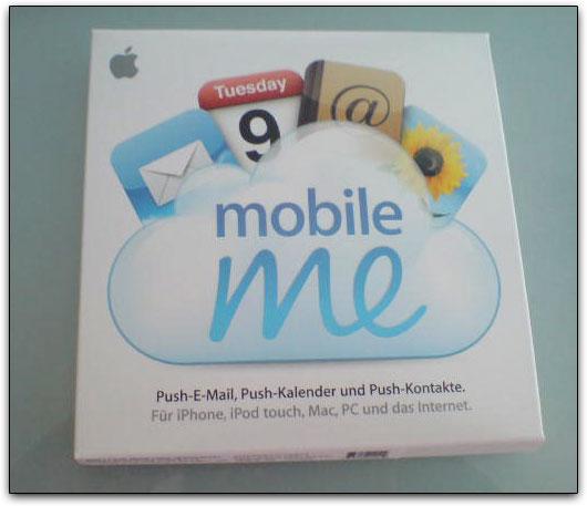MobileMe Box