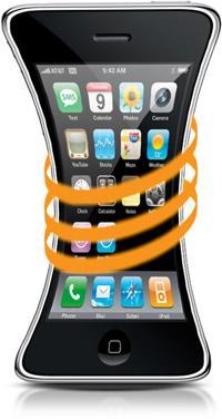 iPhone capado pela Orange