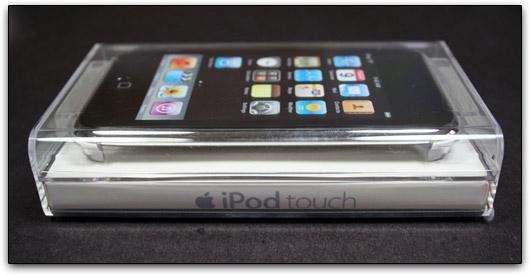 Nova embalgem do iPod touch 2G