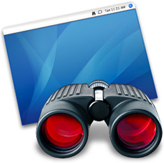 Ícone do Apple Remote Desktop