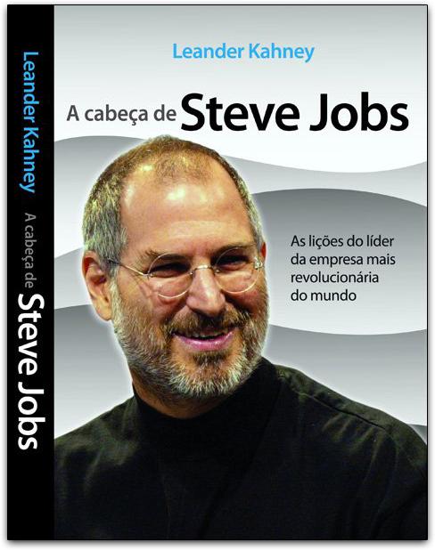 Livro - A Cabeça de Steve Jobs