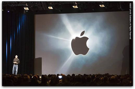 Steve Jobs, como de praxe, abrirá a Macworld 2009 com sua keynote