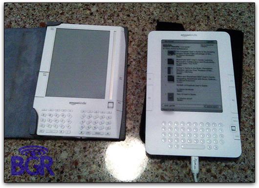 Amazon Kindle 1G e 2G