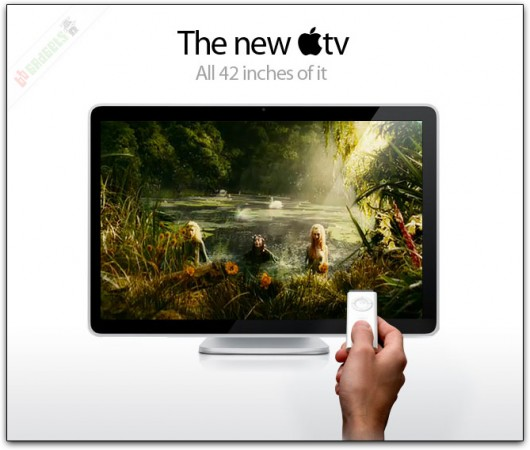 HDTV da Apple?