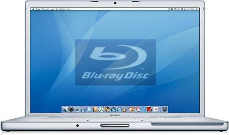 MacBook Pro com Blu-ray