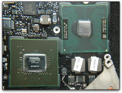 Processador Intel Core 2 Duo e GPU NVIDIA no novo MacBook