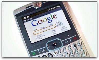 Motorola com Google Android