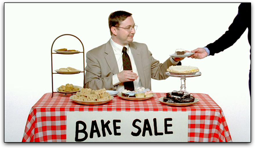 "Get a Mac - ""Bake Sale"""