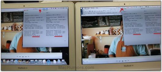 MacBooks Air de 1ª e 2ª gerações, lado-a-lado