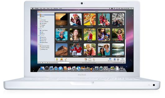 MacBook branco