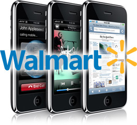 iPhone 3G na Walmart