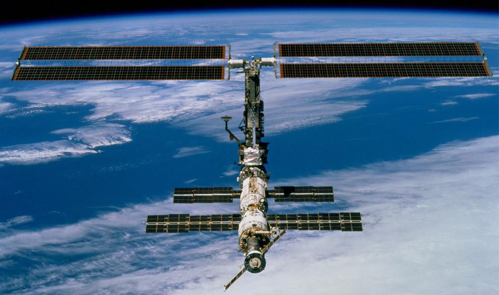 Sistema rastreia navios desde a Estação Espacial Internacional