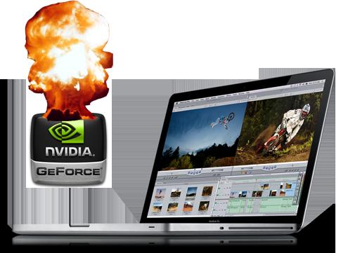 NVIDIA - abacaxi também para a Maçã (again!)