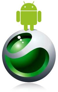 Sony Ericsson e Google Android