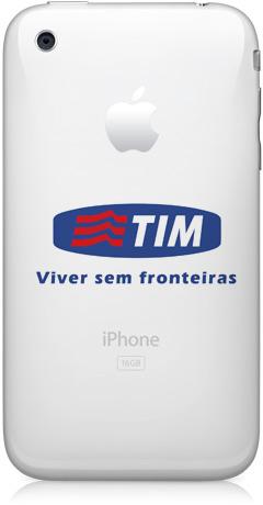 iPhone 3G da TIM