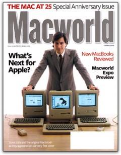 Edição especial Macworld 25 anos