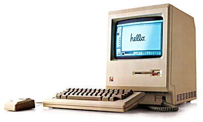 O primeiro Mac