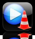 Ícone do VLC Remote