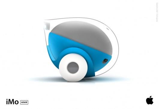 Apple iMo Car