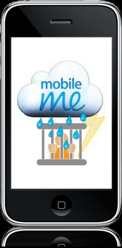 iPhone e MobileMe