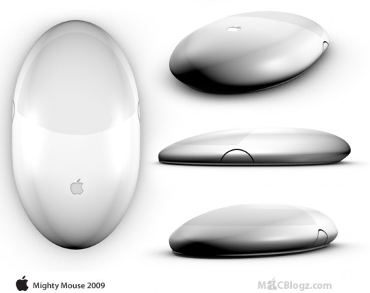 Mighty Mouse 2009