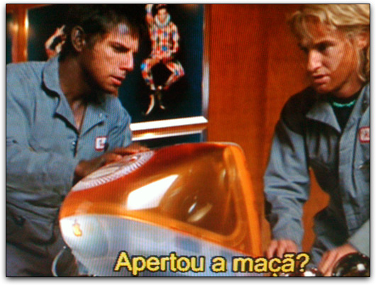 Mac é Pop Zoolander