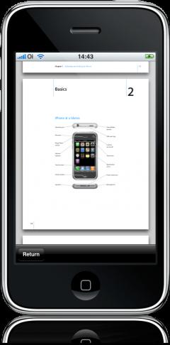 SaveMyDocs 2.0 no iPhone