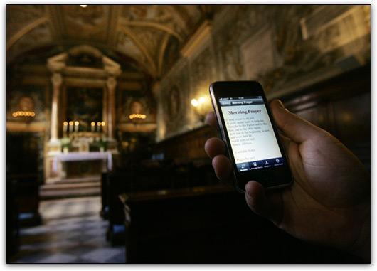 iBreviary para iPhone