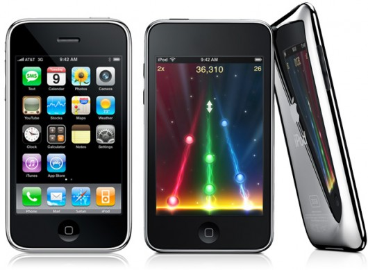 iPhone 3G e iPod touch 2G