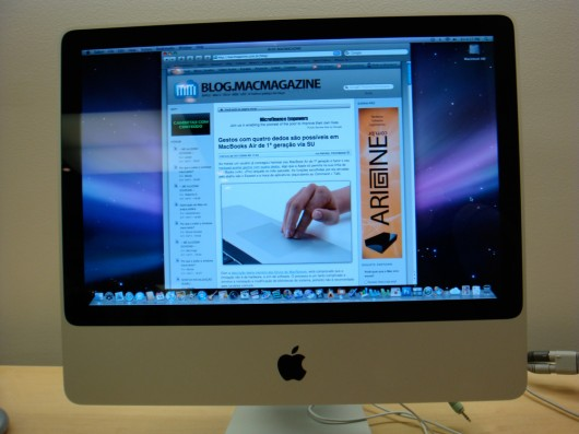 MacMagazine na Apple Store SoHo