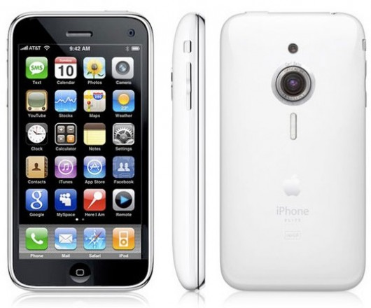 Conceito de iPhone Pro