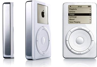 iPod 1ª geração