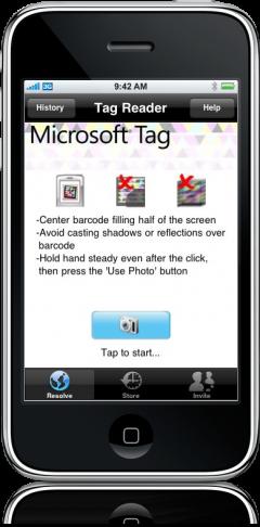 Microsoft Tags