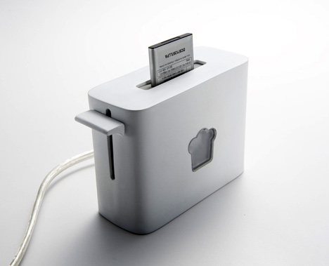 Toasty Charger 1