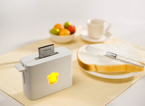 Toasty Charger 2