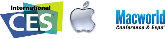 Apple CES e Macworld