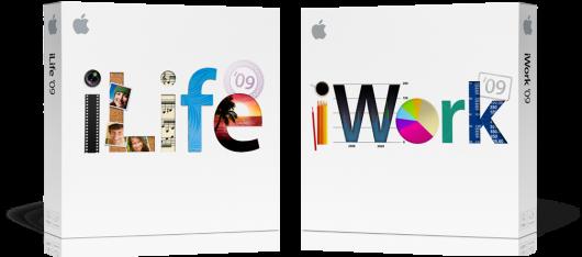 iLife '09 e iWork '09