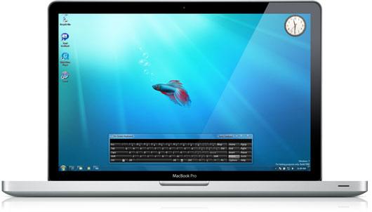 Windows 7 no Macbook Pro