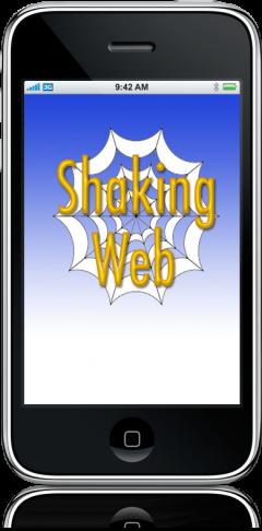 Shaking Web