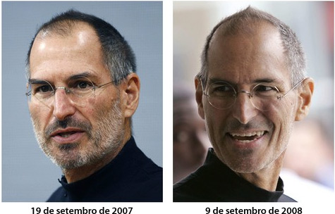 Steve Jobs magro