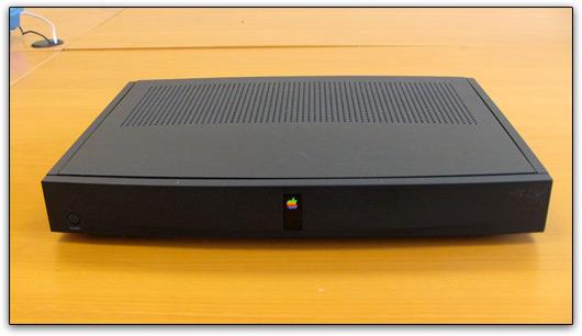 Apple Interactive Television Box