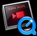 Ícone do Quicktime Broadcaster