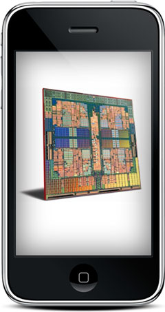 iPhone multi-core