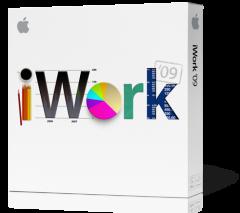 Caixa do iWork '09