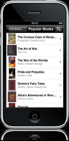 Stanza — lista de livros